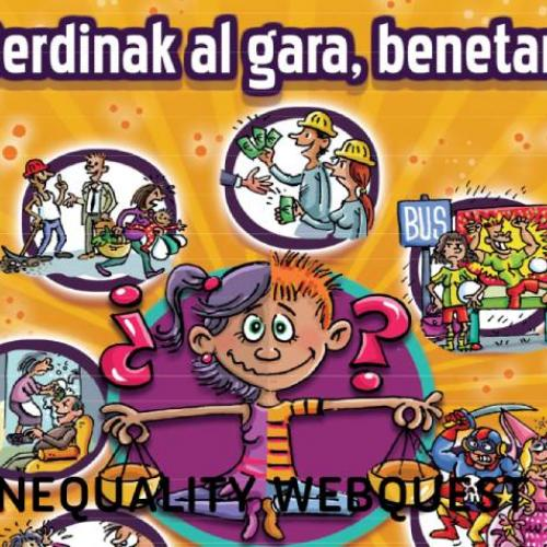 Inequality Webquest 2020