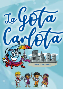 Cuento de La gota Carlota. Misión ODS6-2030