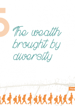 The wealth brought by diversity