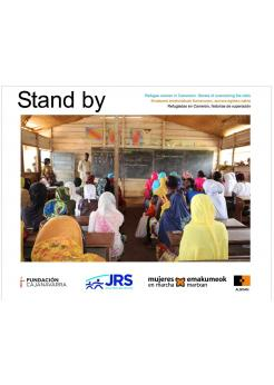 Stand by: refugees in Cameroon
