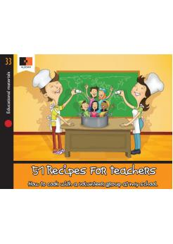 51 recipes for teachers. How to cook with a volunteer group at my school